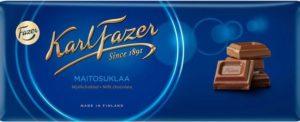 chocolat finlandais