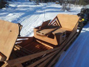 Ice fishing experience rovaniemi