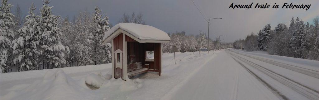Paysages autour de Rovaniemi